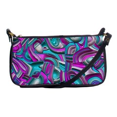 Art Deco Candy Shoulder Clutch Bags