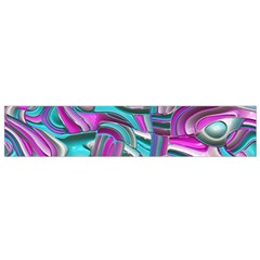 Art Deco Candy Flano Scarf (Small)
