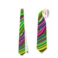 Art Deco Neckties (One Side)