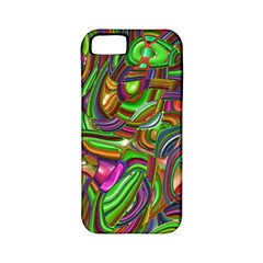 Art Deco Apple iPhone 5 Classic Hardshell Case (PC+Silicone)