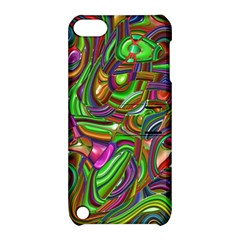 Art Deco Apple iPod Touch 5 Hardshell Case with Stand