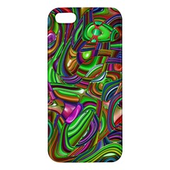 Art Deco iPhone 5S Premium Hardshell Case
