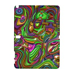 Art Deco Samsung Galaxy Note 10.1 (P600) Hardshell Case