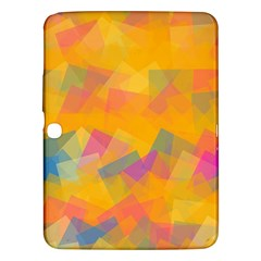 Fading squares Samsung Galaxy Tab 3 (10.1 ) P5200 Hardshell Case