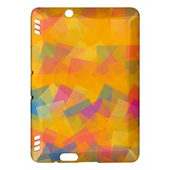 Fading Squares	kindle Fire Hdx Hardshell Case