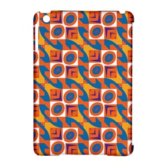 Squares and other shapes pattern Apple iPad Mini Hardshell Case (Compatible with Smart Cover)