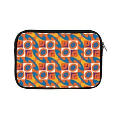 Squares and other shapes pattern Apple iPad Mini Zipper Case