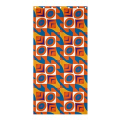 Squares and other shapes patternShower Curtain 36  x 72