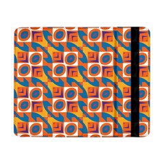 Squares And Other Shapes Pattern	samsung Galaxy Tab Pro 8 4  Flip Case