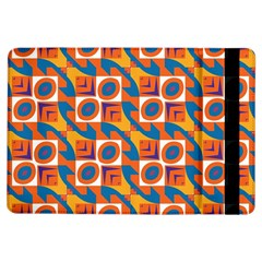 Squares and other shapes patternApple iPad Air Flip Case
