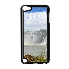 Waterfalls Landscape At Iguazu Park Apple iPod Touch 5 Case (Black)