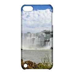 Waterfalls Landscape At Iguazu Park Apple iPod Touch 5 Hardshell Case with Stand