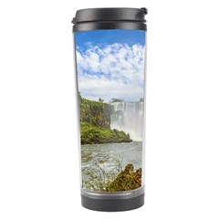 Waterfalls Landscape At Iguazu Park Travel Tumblers