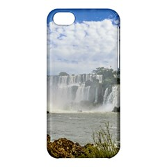 Waterfalls Landscape At Iguazu Park Apple iPhone 5C Hardshell Case