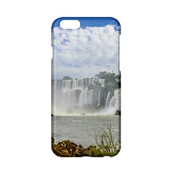 Waterfalls Landscape At Iguazu Park Apple iPhone 6/6S Hardshell Case