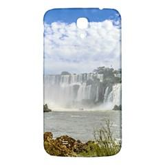 Waterfalls Landscape At Iguazu Park Samsung Galaxy Mega I9200 Hardshell Back Case