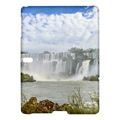 Waterfalls Landscape At Iguazu Park Samsung Galaxy Tab S (10 5 ) Hardshell Case
