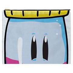 Purp Baby Bottle Cosmetic Bag (XXXL)