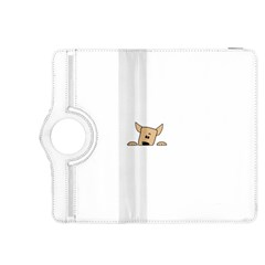 Peeping Chihuahua Kindle Fire HDX 8.9  Flip 360 Case