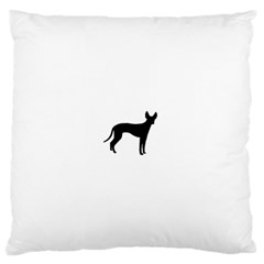 Cirneco Delletna Silhouette Large Cushion Cases (One Side)