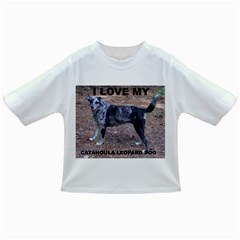 Catahoula Love With Picture Infant/Toddler T-Shirts