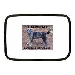Catahoula Love With Picture Netbook Case (Medium)