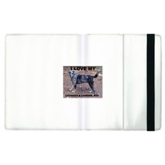 Catahoula Love With Picture Apple iPad 3/4 Flip Case