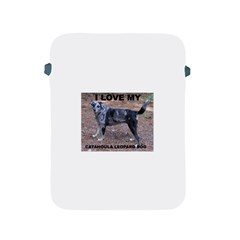 Catahoula Love With Picture Apple iPad 2/3/4 Protective Soft Cases