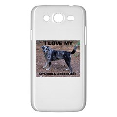 Catahoula Love With Picture Samsung Galaxy Mega 5.8 I9152 Hardshell Case
