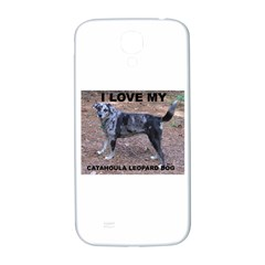 Catahoula Love With Picture Samsung Galaxy S4 I9500/I9505  Hardshell Back Case