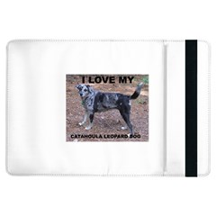 Catahoula Love With Picture iPad Air Flip