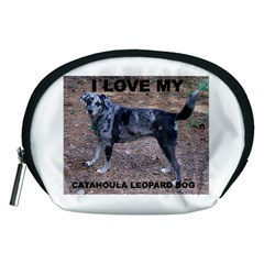 Catahoula Love With Picture Accessory Pouches (Medium)