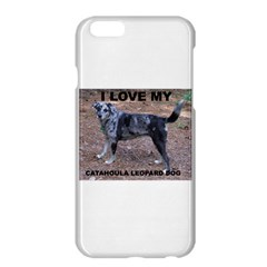 Catahoula Love With Picture Apple iPhone 6 Plus/6S Plus Hardshell Case