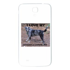 Catahoula Love With Picture Samsung Galaxy Mega I9200 Hardshell Back Case