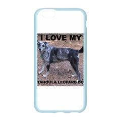 Catahoula Love With Picture Apple Seamless iPhone 6/6S Case (Color)