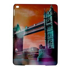London Tower Bridge, Bokeh Orange iPad Air 2 Hardshell Cases