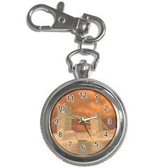 London Tower Bridge Special Effect Key Chain Watches
