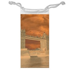 London Tower Bridge Special Effect Jewelry Bags