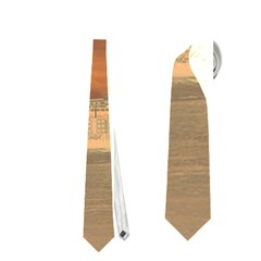London Tower Bridge Special Effect Neckties (Two Side)