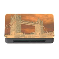 London Tower Bridge Special Effect Memory Card Reader with CF