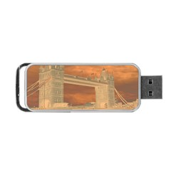 London Tower Bridge Special Effect Portable Usb Flash (two Sides)