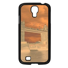 London Tower Bridge Special Effect Samsung Galaxy S4 I9500/ I9505 Case (Black)