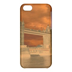 London Tower Bridge Special Effect Apple iPhone 5C Hardshell Case