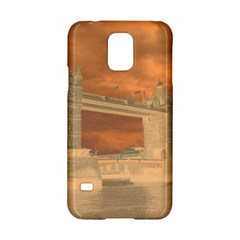 London Tower Bridge Special Effect Samsung Galaxy S5 Hardshell Case