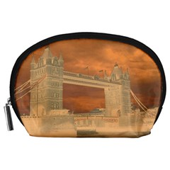 London Tower Bridge Special Effect Accessory Pouches (Large)