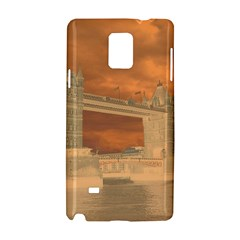 London Tower Bridge Special Effect Samsung Galaxy Note 4 Hardshell Case