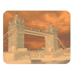 London Tower Bridge Special Effect Double Sided Flano Blanket (Large)
