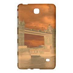 London Tower Bridge Special Effect Samsung Galaxy Tab 4 (7 ) Hardshell Case