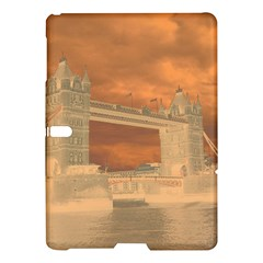London Tower Bridge Special Effect Samsung Galaxy Tab S (10.5 ) Hardshell Case