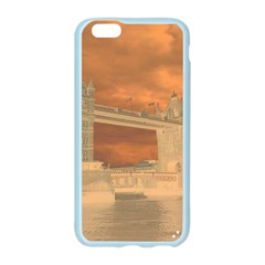 London Tower Bridge Special Effect Apple Seamless iPhone 6/6S Case (Color)